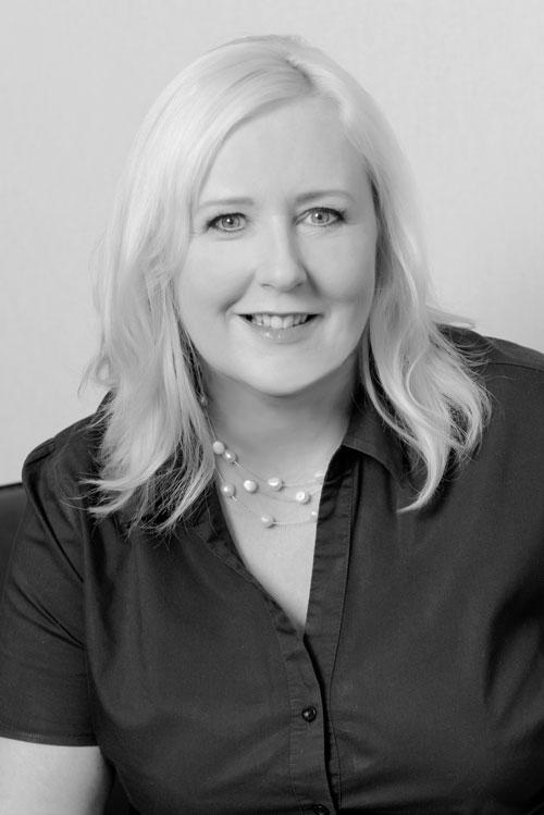 Angela Liversage, Centre Manager