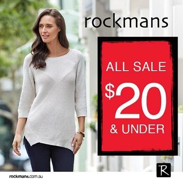 Rockmans SALE
