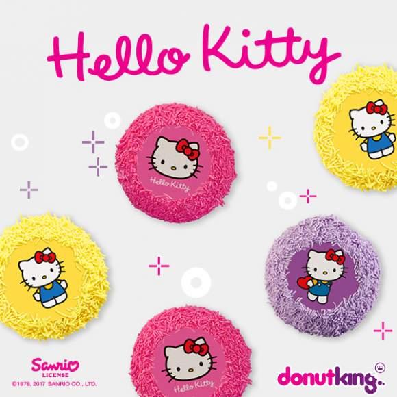 Hello Kitty Hello Donuts