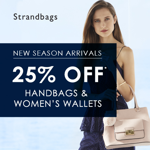 New Season at Strandbags