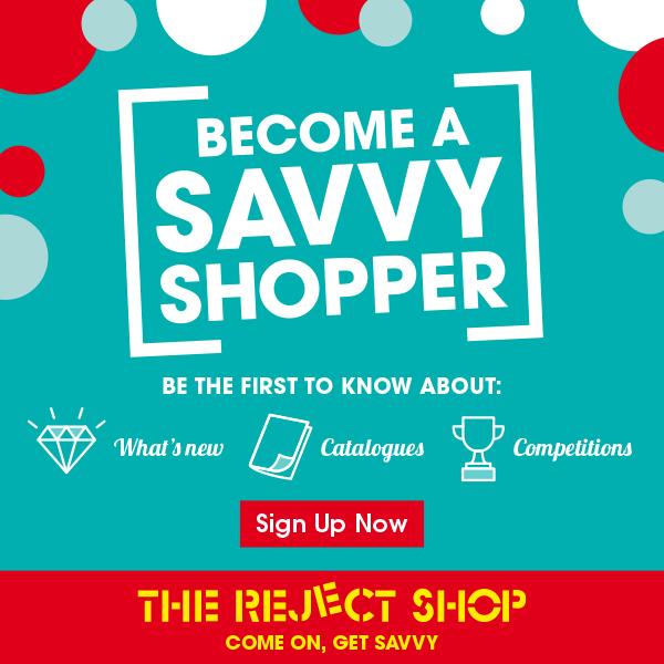 Become a Savvy Shopper