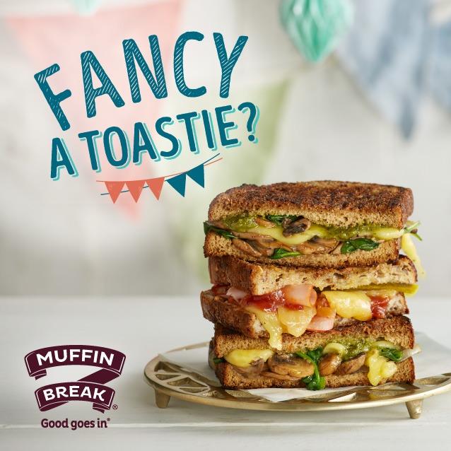 Fancy a Toastie