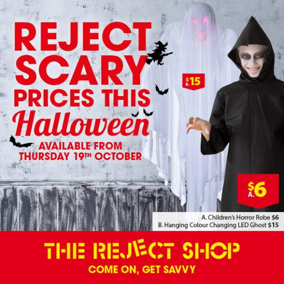 Scary prices…