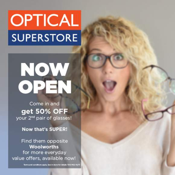 Optical Superstore is OPEN!