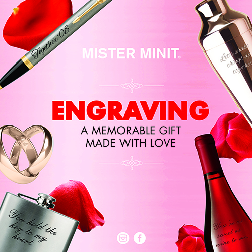 Engraving for your loved one?