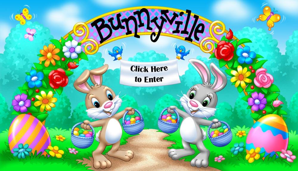 Bunnyville click here to enter