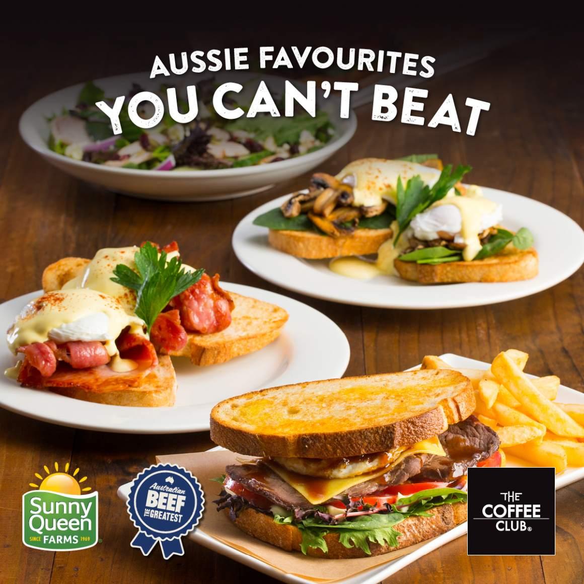 Aussie Flavours Range!