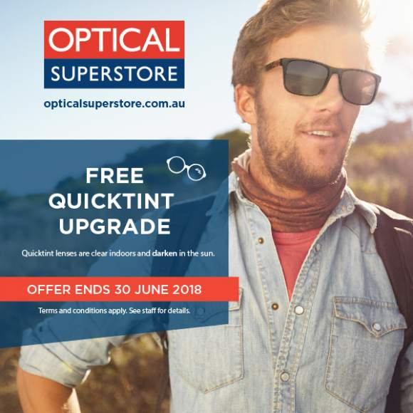 Free Quicktint Upgrade