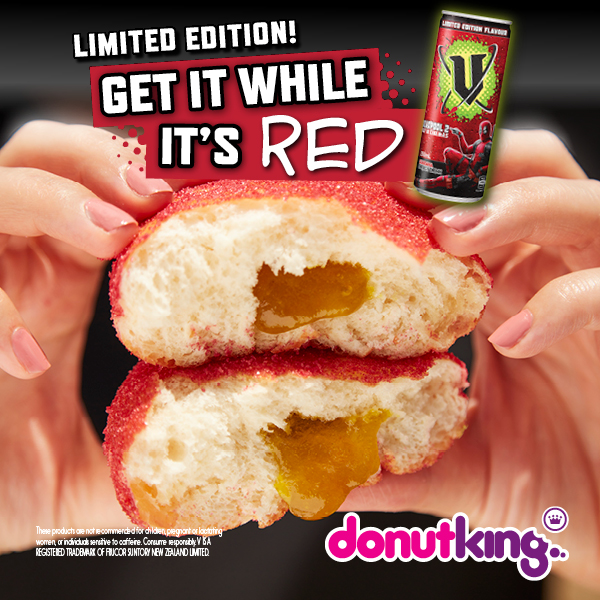 Get it While it's RED!