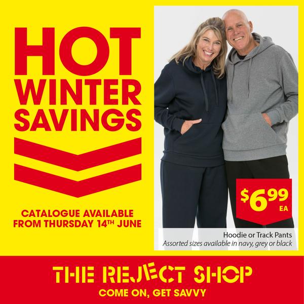 Hot Winter Savings