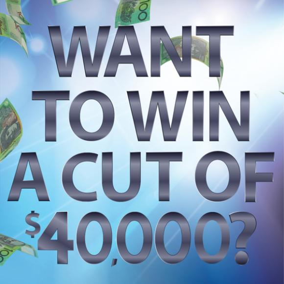 $1,000 a day for 40 days!