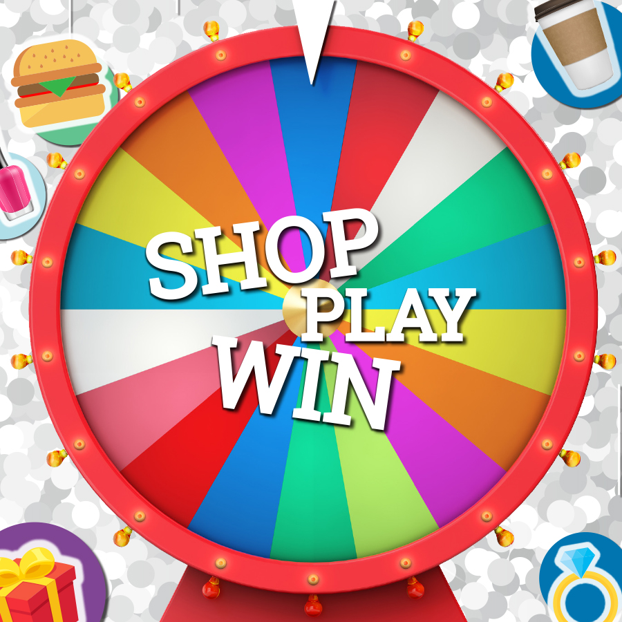 Shop, Play & WIN