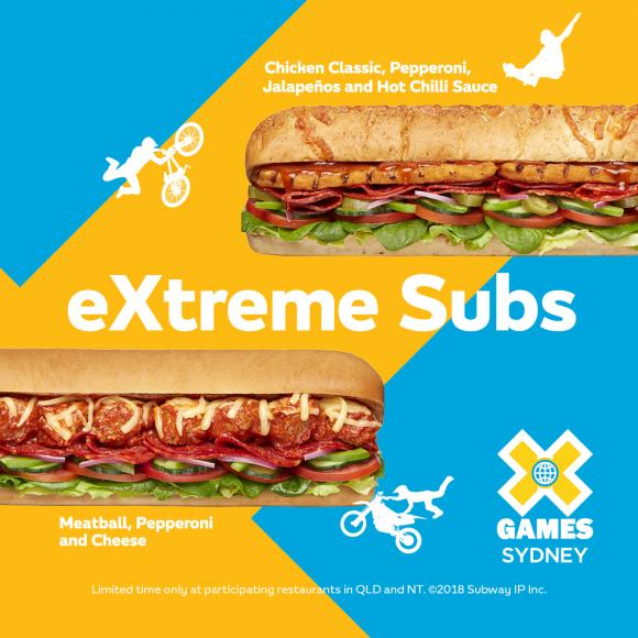 eXtreme Subs!