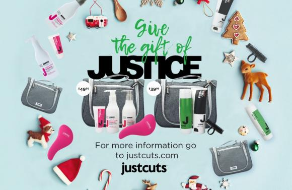 Just Cuts Christmas Gifts & Freebie Alert