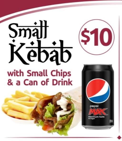 Cheap Tuesday at Kebab Zone