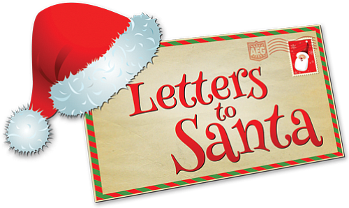 Send your letter to Santa