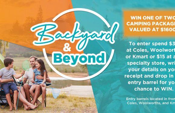Backyard & Beyond