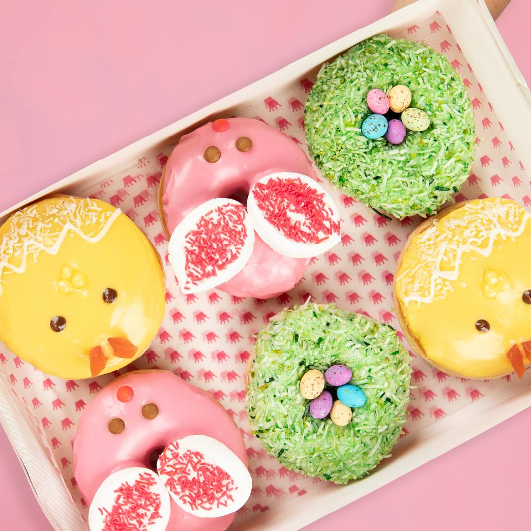 Easter at Donut King