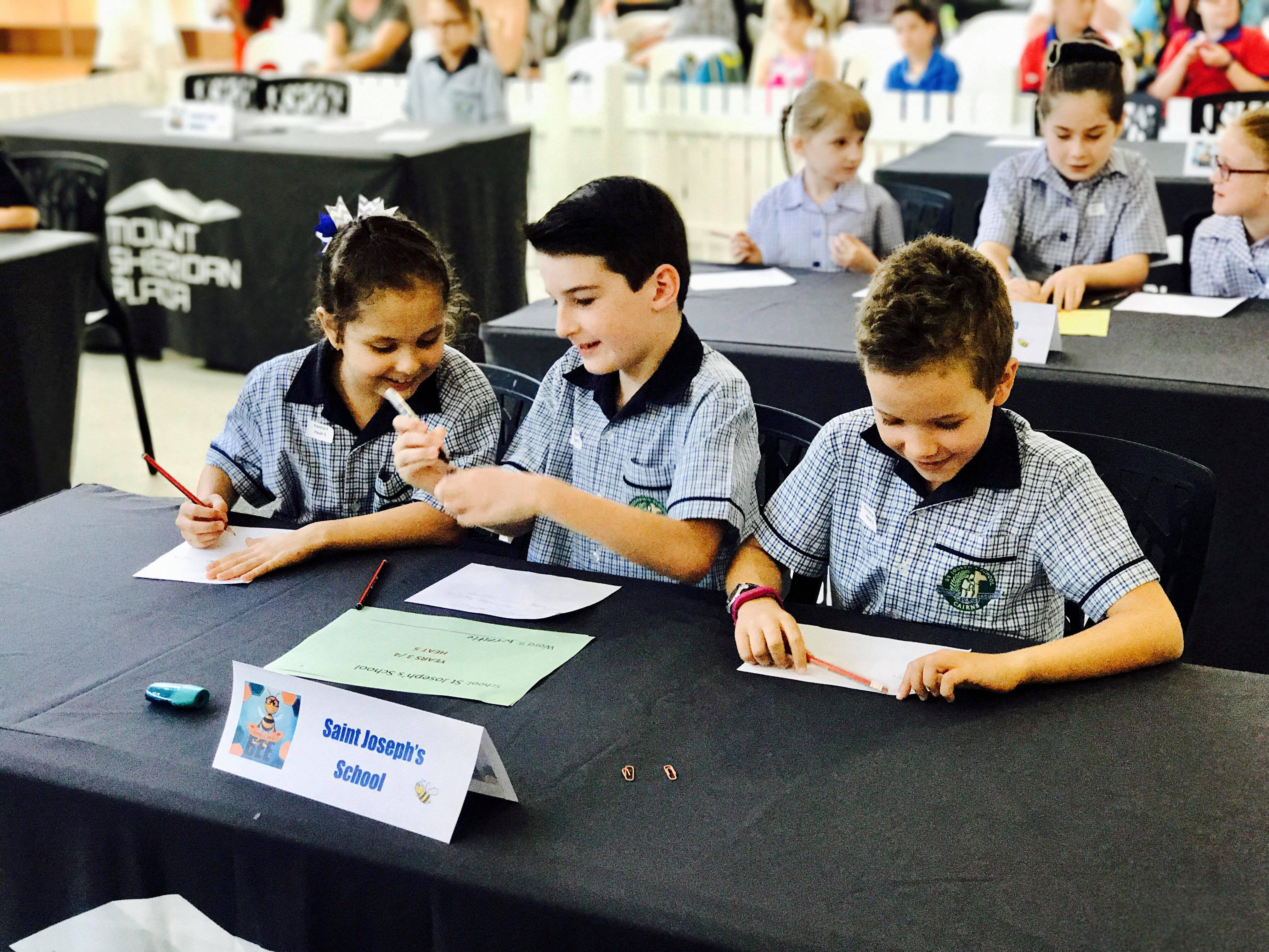 Countdown on for Cairns top spellers