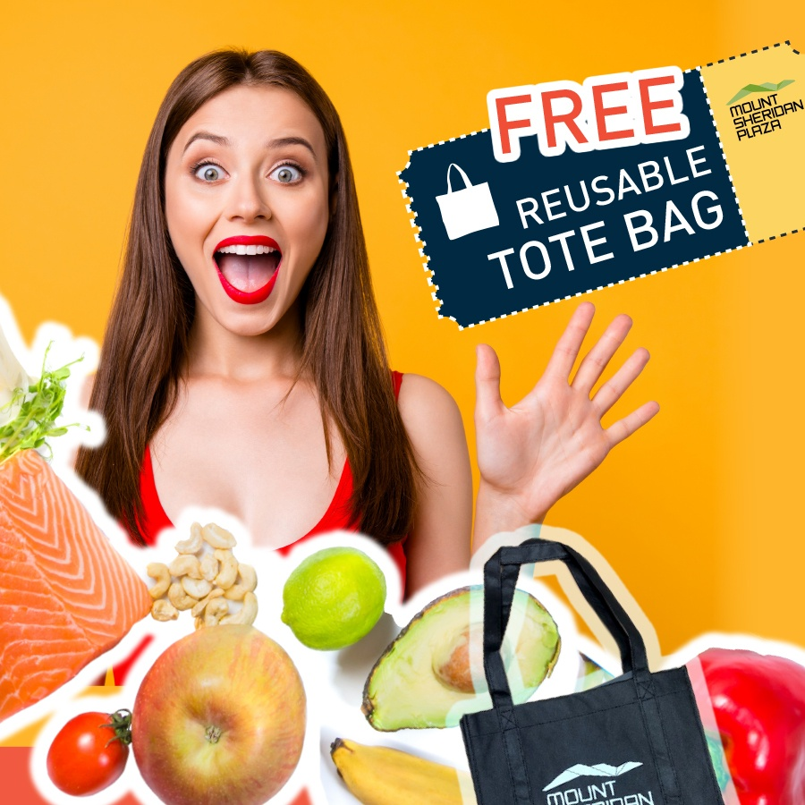 Free Tote With Purchase