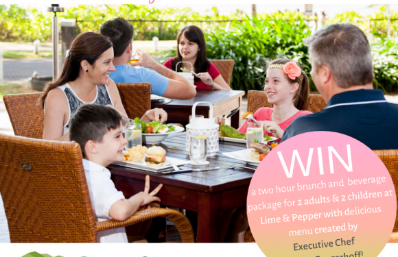 WIN a Mother's Day Brunch for Mum!