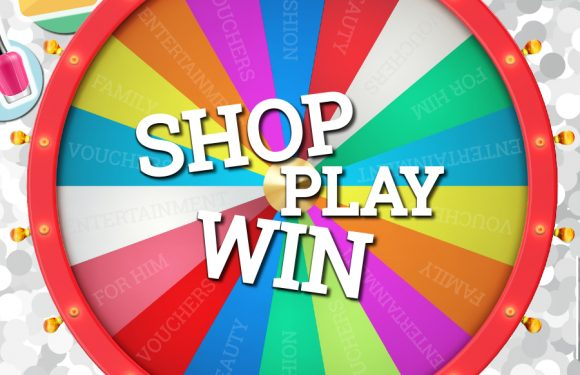 Shop, Play and WIN is back again at the Plaza.