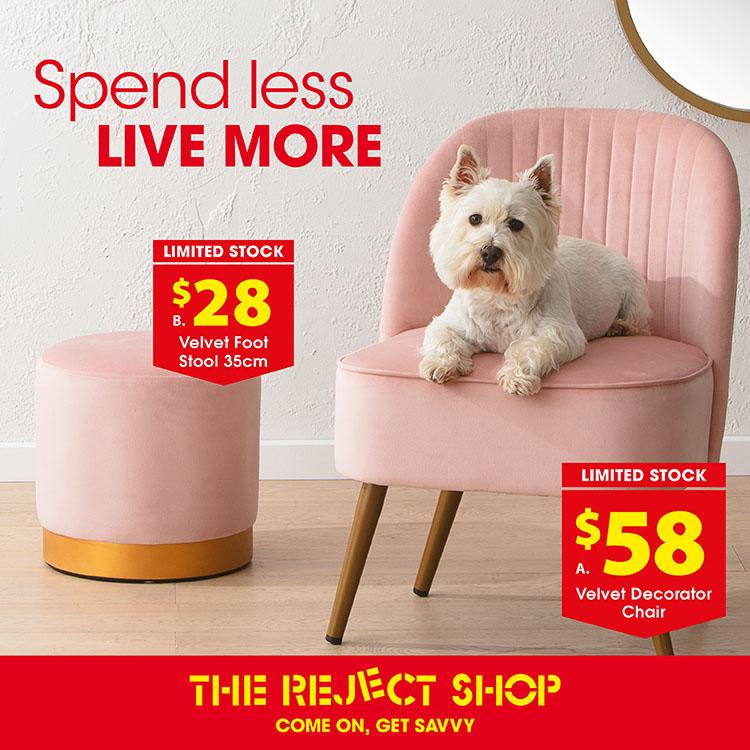 Reject Shop Specials