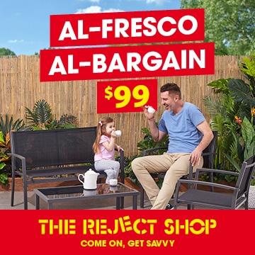 The Reject Shop Specials