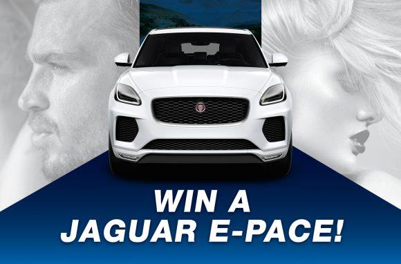 WIN a Jaguar!