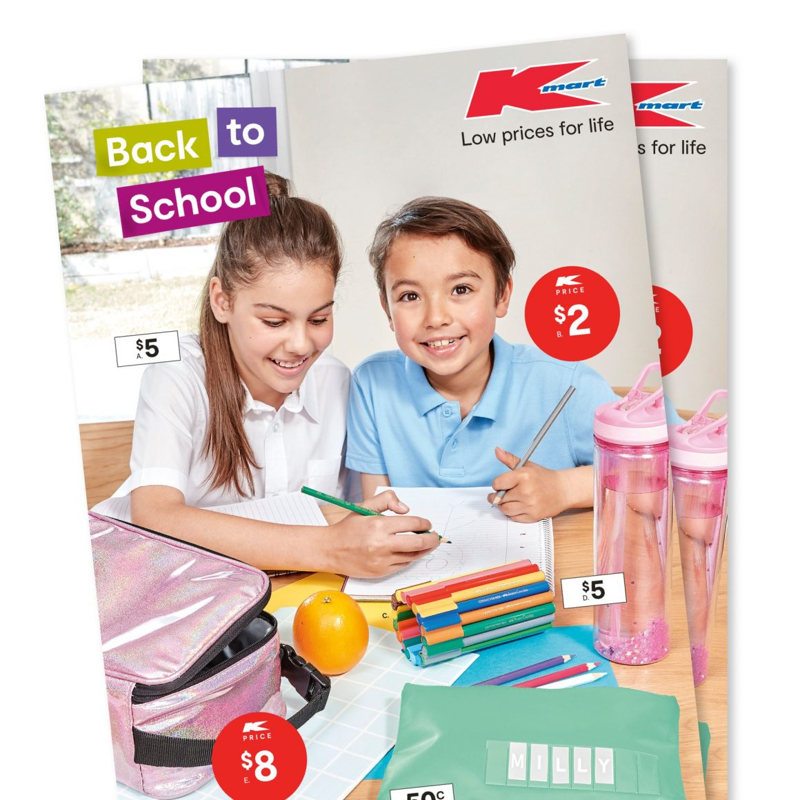 Back to School with Kmart