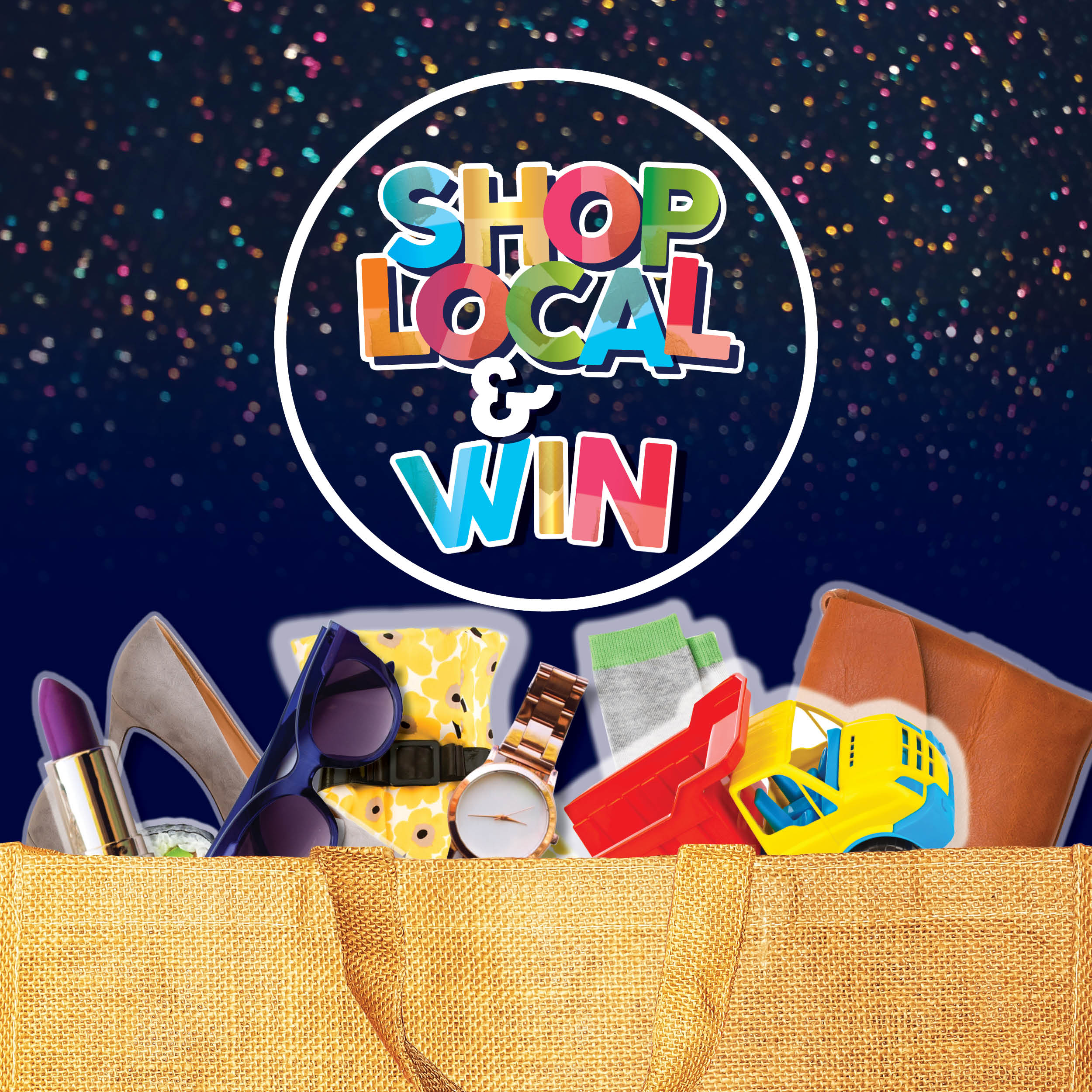 Shop Local and WIN