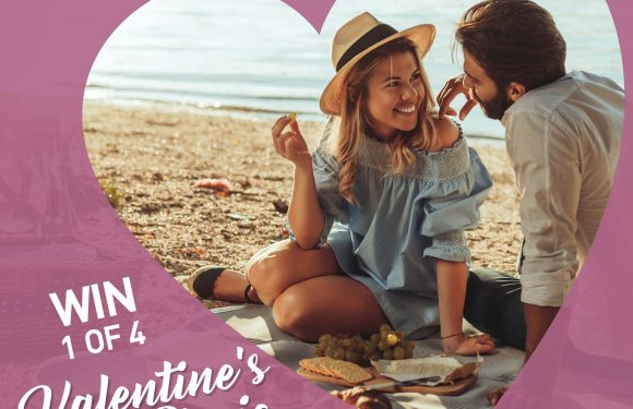 WIN 1 of 4 Valentine's Day PICNIC PACKS!