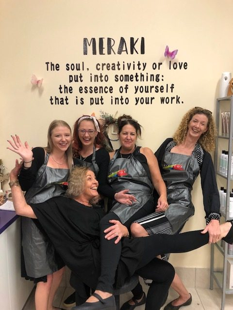 Huge Accolades for Local Hairdressing Salon