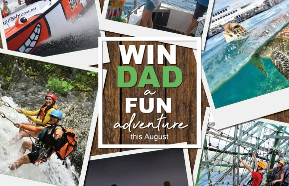 WIN Dad the Ultimate Camping and Adventure Package