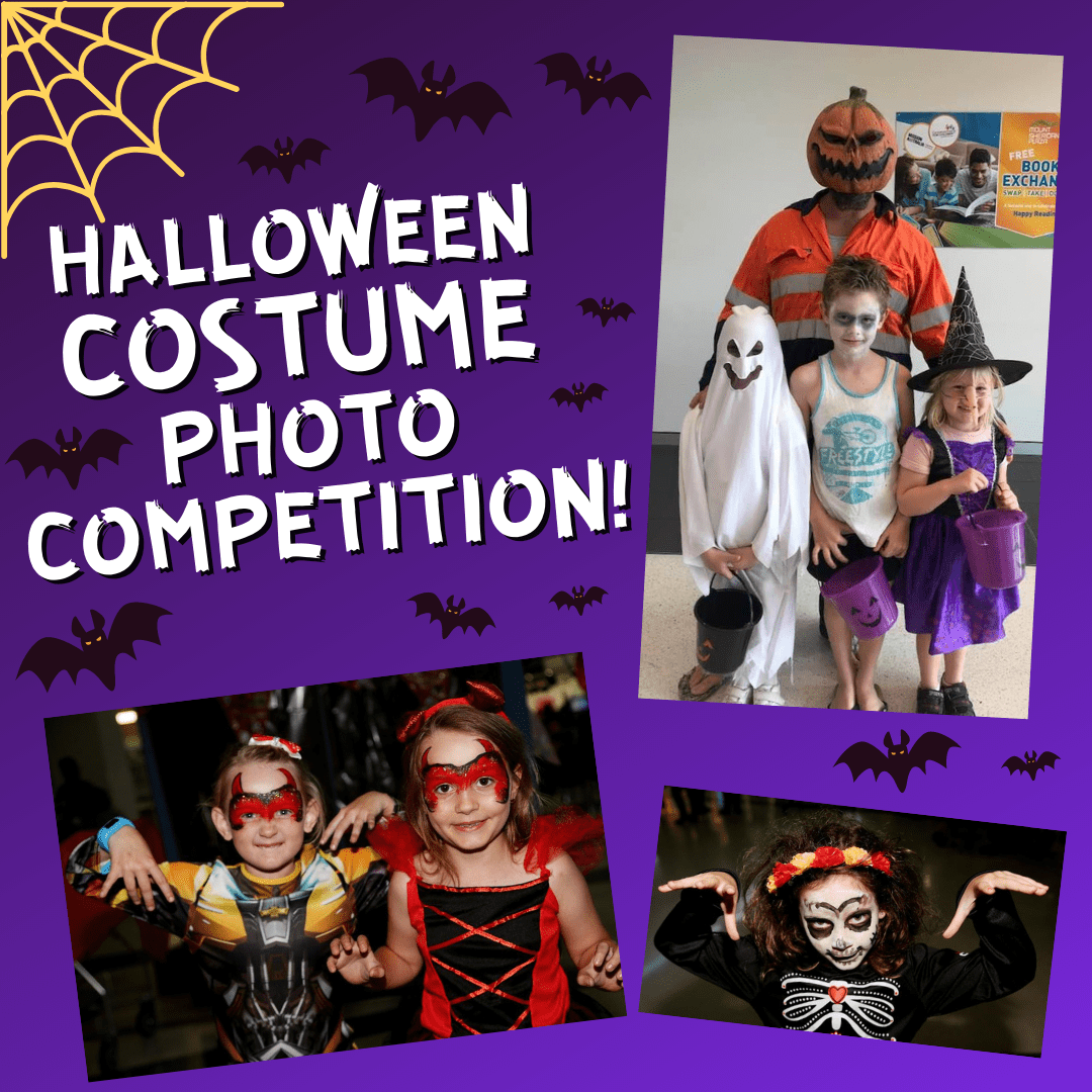 Halloween Costume Photo Competition