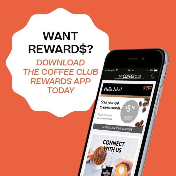 Coffee Club Rewards